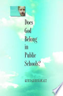 Does God Belong in Public Schools