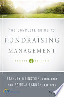 The Complete Guide to Fundraising Management Book