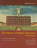 The History Of Higher Education