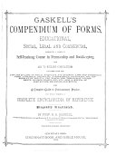Gaskell s Compendium of Forms
