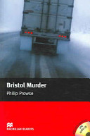 Books - Bristol Murder (With Cd) | ISBN 9781405076708