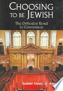 Choosing to be Jewish