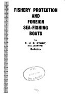 Fishery protection and foreign sea-fishing boats