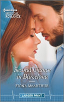 Second Chance in Barcelona Book