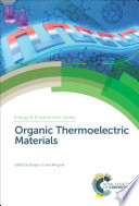 Organic Thermoelectric Materials
