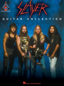 Pdf Slayer - Guitar Collection (Songbook) Telecharger