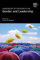 Pdf Handbook of Research on Gender and Leadership Telecharger