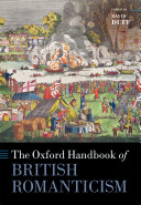 The Oxford Handbook of British Romanticism [Pdf/ePub] eBook