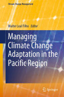 Pdf Managing Climate Change Adaptation in the Pacific Region Telecharger