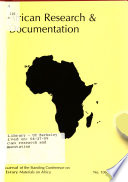 African Research & Documentation