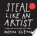 Steal Like an Artist Book PDF