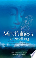 Mindfulness of Breathing Book