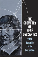 The Geometry of René Descartes: with a Facsimile of the ...