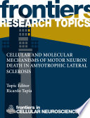 Cellular and molecular mechanisms of motor neuron death in amyotrophic lateral sclerosis