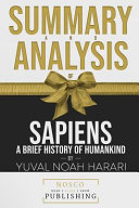 Summary and Analysis of Sapiens Book PDF