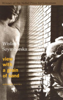 View with a Grain of Sand Pdf/ePub eBook