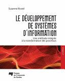 Pdf Le développement de systèmes d'information