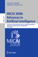MICAI 2008  Advances in Artificial Intelligence