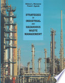 Strategies Of Industrial And Hazardous Waste Management Book PDF
