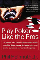 Pdf Play Poker Like the Pros Telecharger
