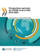 Perspectives agricoles de l'OCDE et de la FAO 2016-2025