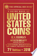 A Guide Book of United States Coins 2018  : The Official Red Book, Hardcover