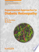 Experimental Approaches to Diabetic Retinopathy