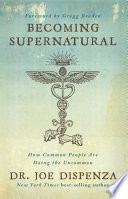 Becoming Supernatural Book PDF