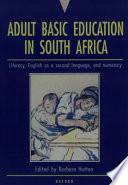 Adult Basic Education in South Africa