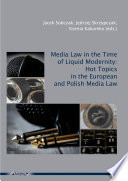 Media Law in the time of liquid modernity