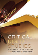 Critical Digital Studies Pdf/ePub eBook