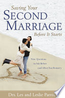 Saving Your Second Marriage Before It Starts Pdf/ePub eBook