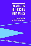 Irradiation Effects on Polymers Book