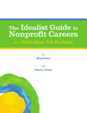 The Idealist Guide to Nonprofit Careers for First time Job Seekers