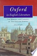 Oxford In English Literature