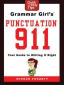 Grammar Girl s Punctuation 911