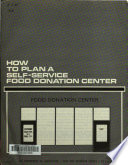 How To Plan A Self Service Food Donation Center