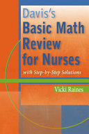 Davis's Basic Math Review for Nurses