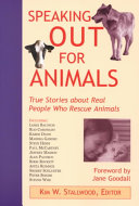 Speaking Out for Animals Pdf/ePub eBook