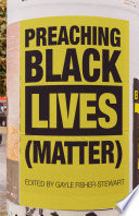 Preaching Black Lives  Matter  Book PDF