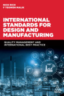 International Standards for Design and Manufacturing