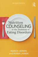 Nutrition Counseling in the Treatment of Eating Disorders Pdf/ePub eBook