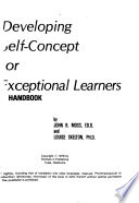 Developing Self-concept for Exceptional Learners