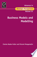 Business Models and Modelling