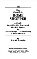 The Complete Home Shopper