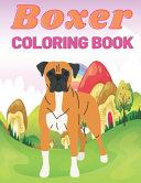 Boxer Coloring Book