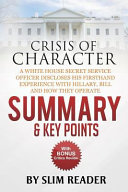 Crisis of Character Book