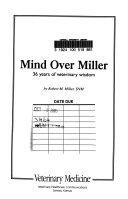 Mind Over Miller