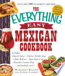 The Everything Easy Mexican Cookbook Pdf/ePub eBook