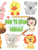 How to Draw Animals Book PDF